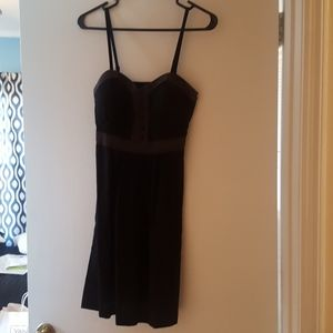 Black dress from American Eagle